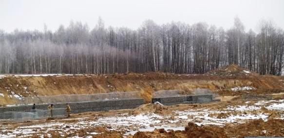 Завод Фольксваген, г. Калуга.